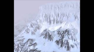 Flowing Snow Avalanche Simulation Latest
