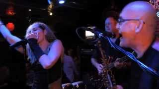 "Amereida ""Let The Music Move Ya"" Live at Blue Jean Blues"