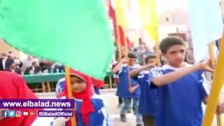 محافظ بني سويف يتفقد تطوير مدرسة التربية الخاصة .. فيديو وصور