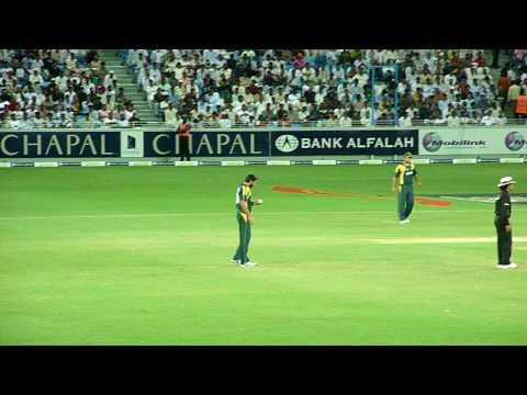 Shahid Afridi Bowling thumbnail