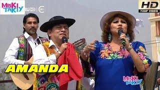 AMANDA PORTALES en Vivo (Full HD) - Miski Takiy (05/Sep/2015)