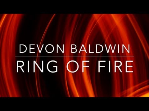 Ring of Fire- Devon Baldwin (Cover) [Lyrics]