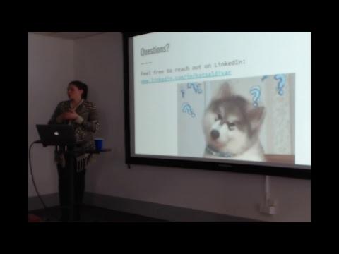 Tech Talk: Katie Saldivar