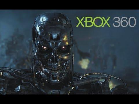 O Exterminador Do Futuro A Salvação. XBOX 360