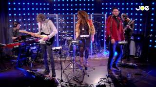 DELV!S - Come My Way (live bij Joe)