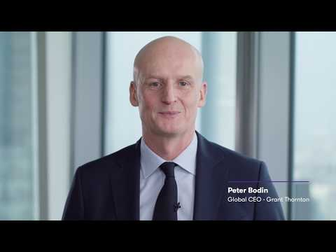 About Grant Thornton: Global CEO Peter Bodin