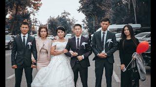 Askar+Maral  wedding day 13.10.2018