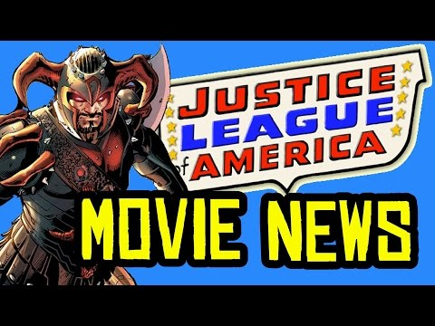 Justice League - Steppenwolf Confirmed!