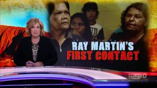 ACA.  First Contact. (Aborigine Reality Check Vs The Pathetic)