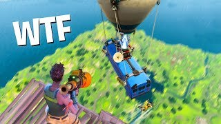 Fortnite Battle Royale Funny Moments, Epic Plays, and Fails | Episode #1