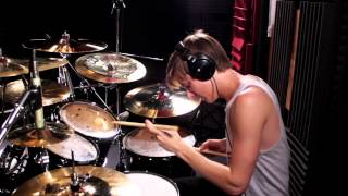 Luke Holland - The Word Alive - Hounds of Anubis Drum Cover