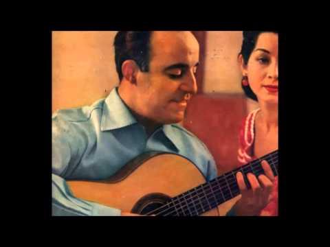 Vicente Gomez - Granada Arabe - 1952