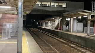 JR城端線キハ47-1064キハ47-42キハ47-36(最終高岡行き)翌日富山