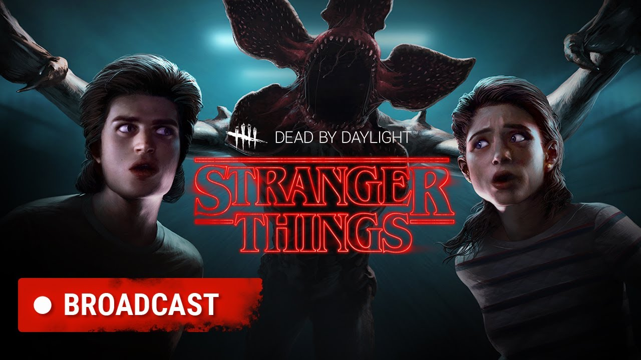 Dead by Daylight | Stranger Things Reveal