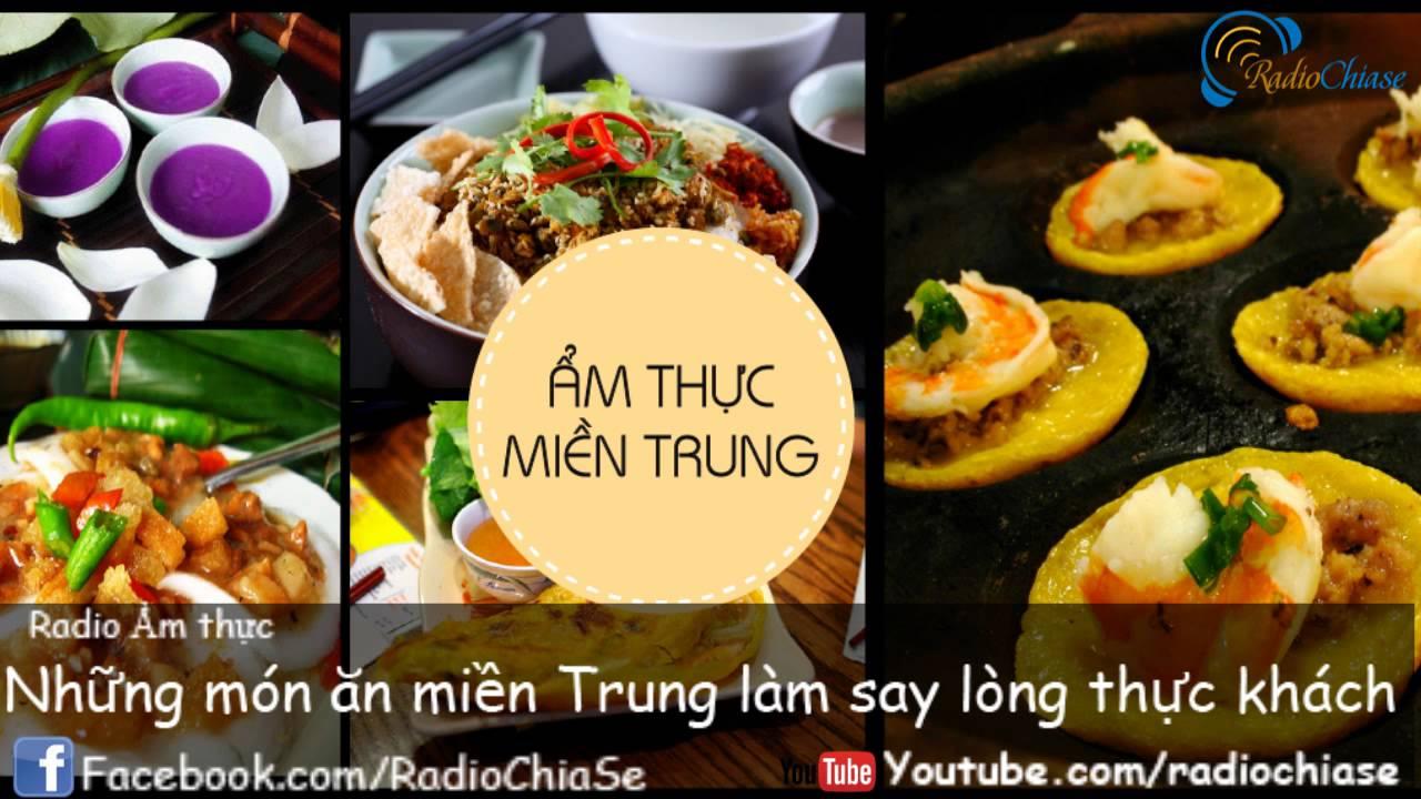 Photo of [Ẩm thực] Những món ăn miền Trung làm say lòng thực khách đặc sắc