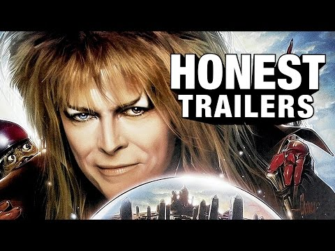 Honest Trailers - Labyrinth