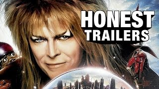 Repeat youtube video Honest Trailers - Labyrinth