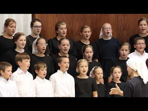 In Time of Trouble Say - Shenandoah Christian Music Camp