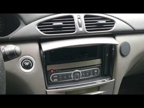 Renault Laguna II ph1 update list radio and other mods