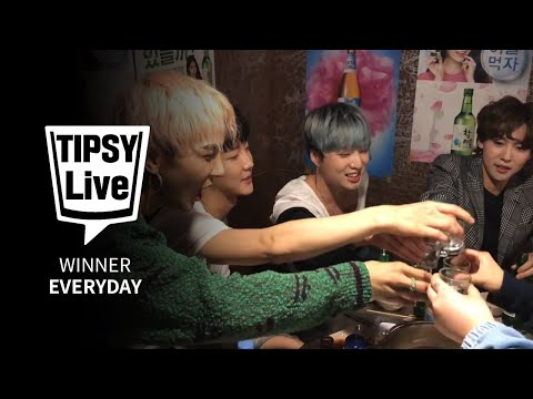 Free Download [tipsy Live] Winner - Everyday Mp3 dan Mp4