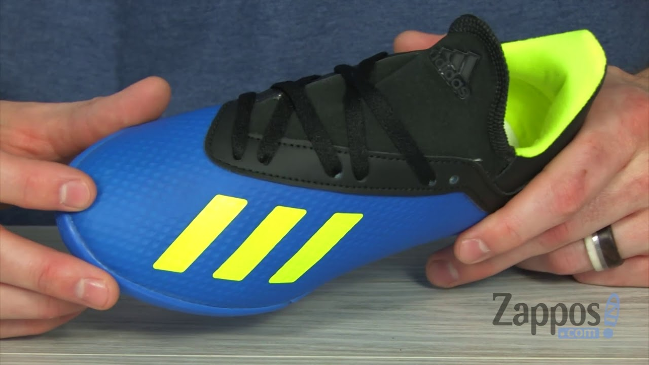 b1dd867dd9b adidas Kids X Tango 18.3 TF Soccer (Little Kid Big Kid) SKU  9044761 ...
