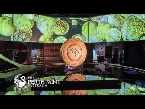 Visit The Perth Mint's new Gold Exhibition