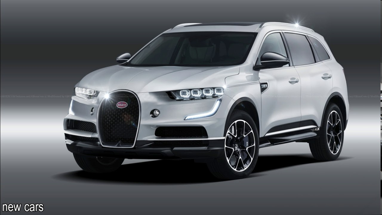 bugatti suv    coming  youtube