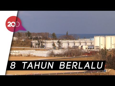 Upaya Sterilisasi Air Tercemar Radioaktif di PLTN Fukushima