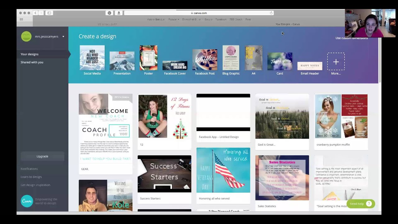 How To Use Canva Make A Newsletter