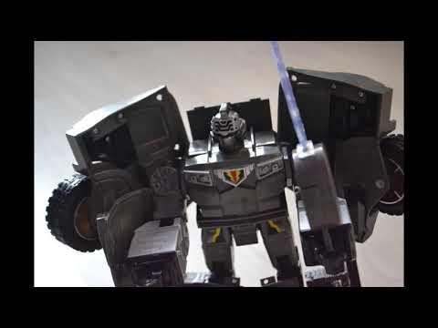 Toy Transformer Transformation Roadbot Land Cruiser