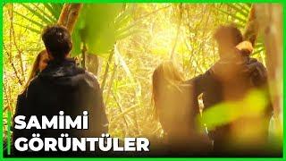 Atakan ve Dalaka Kameralara Yakalandı! Romantik Anlar - Survivor 56. Bölüm