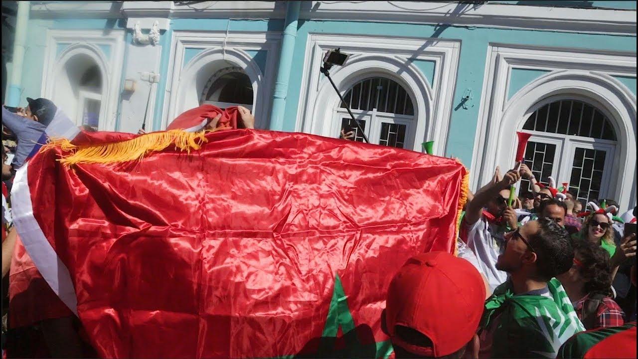 فلسطين لا تنسى .. المغاربة يغنون لأرض الأقصى من روسيا