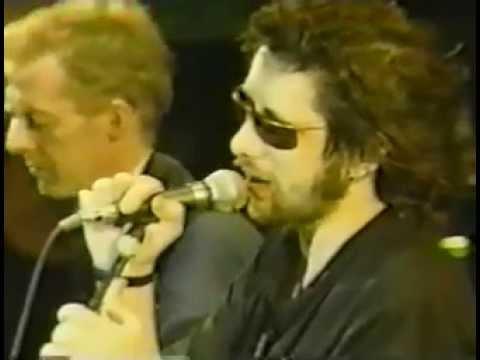 THE POGUES LIVE @ JAPAN 1991 - Last Concert of Shane MacGowan