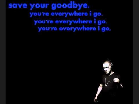 mike posner - save your goodbye; (lyrics on screen!)