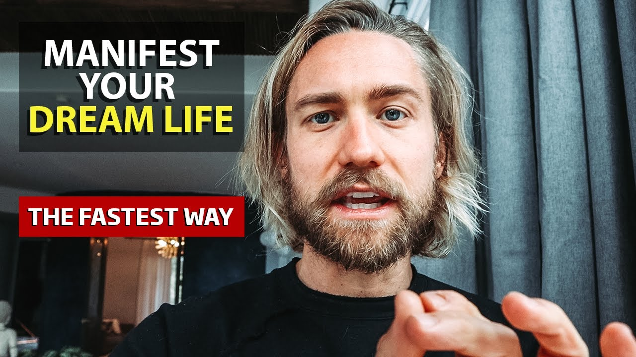 Let Go (The FASTEST Way to Manifest Your Dream Life)