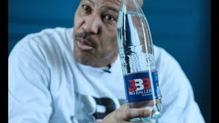 LaVar Ball & Big Baller Brand Water!!!