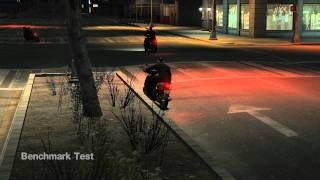 GTA IV Benchmark Test GTX550Ti [Max Settings 720p]