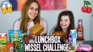 Lunchbox Wissel Challenge met Bibi! 🍓