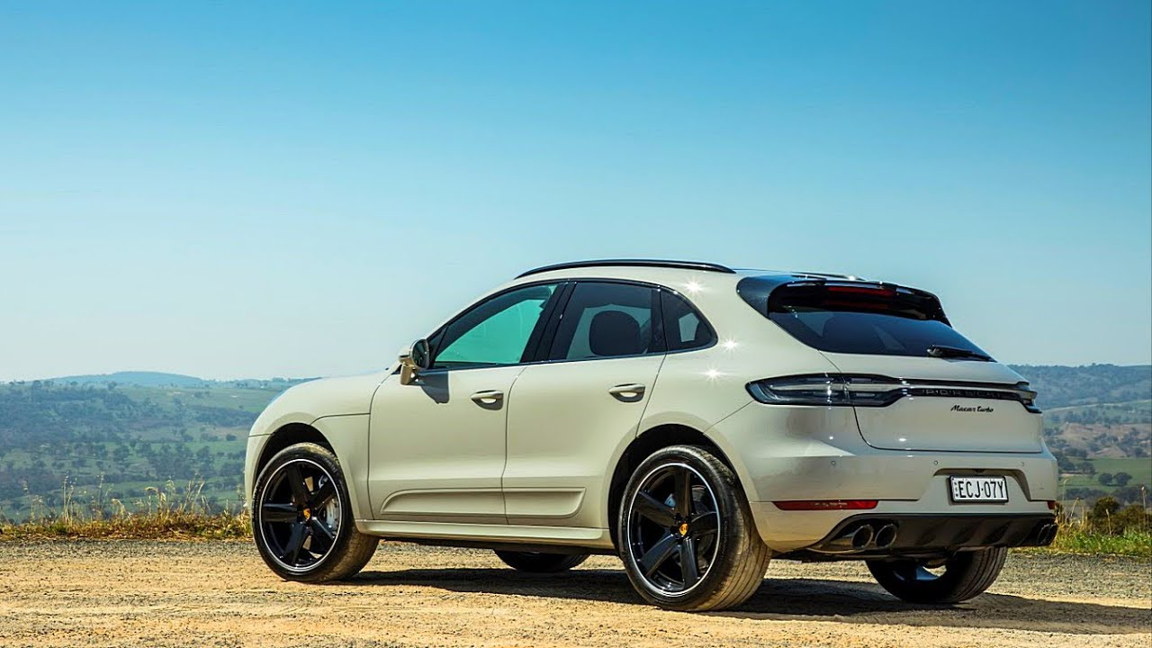2021 Porsche Macan Turbo Performance and New Engine