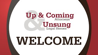 2020 MN Lawyer  Unsung Legal Heroes and Up & Coming Attorneys