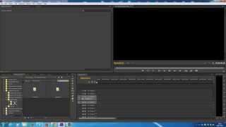 склейка файлов в Adobe Premiere Pro CS6