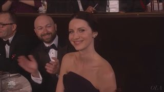 Outlander | Caitriona Balfe ~ Golden Globes 2017 Nominee