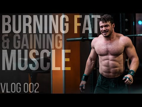 The Only Way to Simultaneously Burn Fat and Gain Muscle