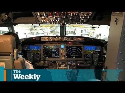 Pilots report issues with Boeing jet automation | The Weekly with Wendy Mesley