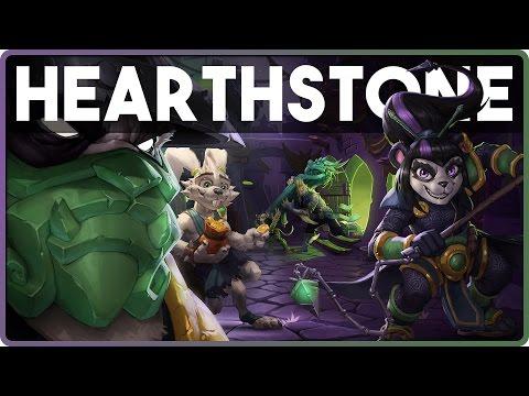 [92] Hearthstone – Jade Lotus