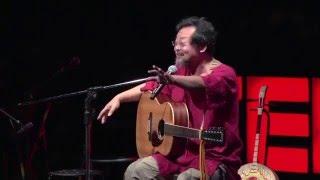 臺灣國寶樂器 -- 月琴的前世今生 | 陳明章 Mingchang Chen | TEDxTaipei