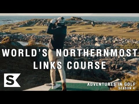 Playing Golf At The Top Of The World | Adventures In Golf Season 4