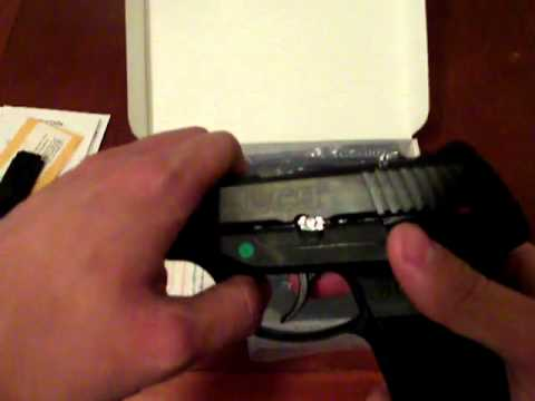 Ruger LC9 Disassembly Field Strip Fieldstrip Takedown - Gunknowledge.com