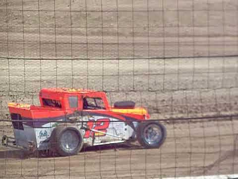 Dwarf Car Practice Barona Speedway 8-11-2018