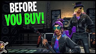 Stage Slayer | Synth Star | Lead Swinger | Hot Ride - Before You Buy - Fortnite